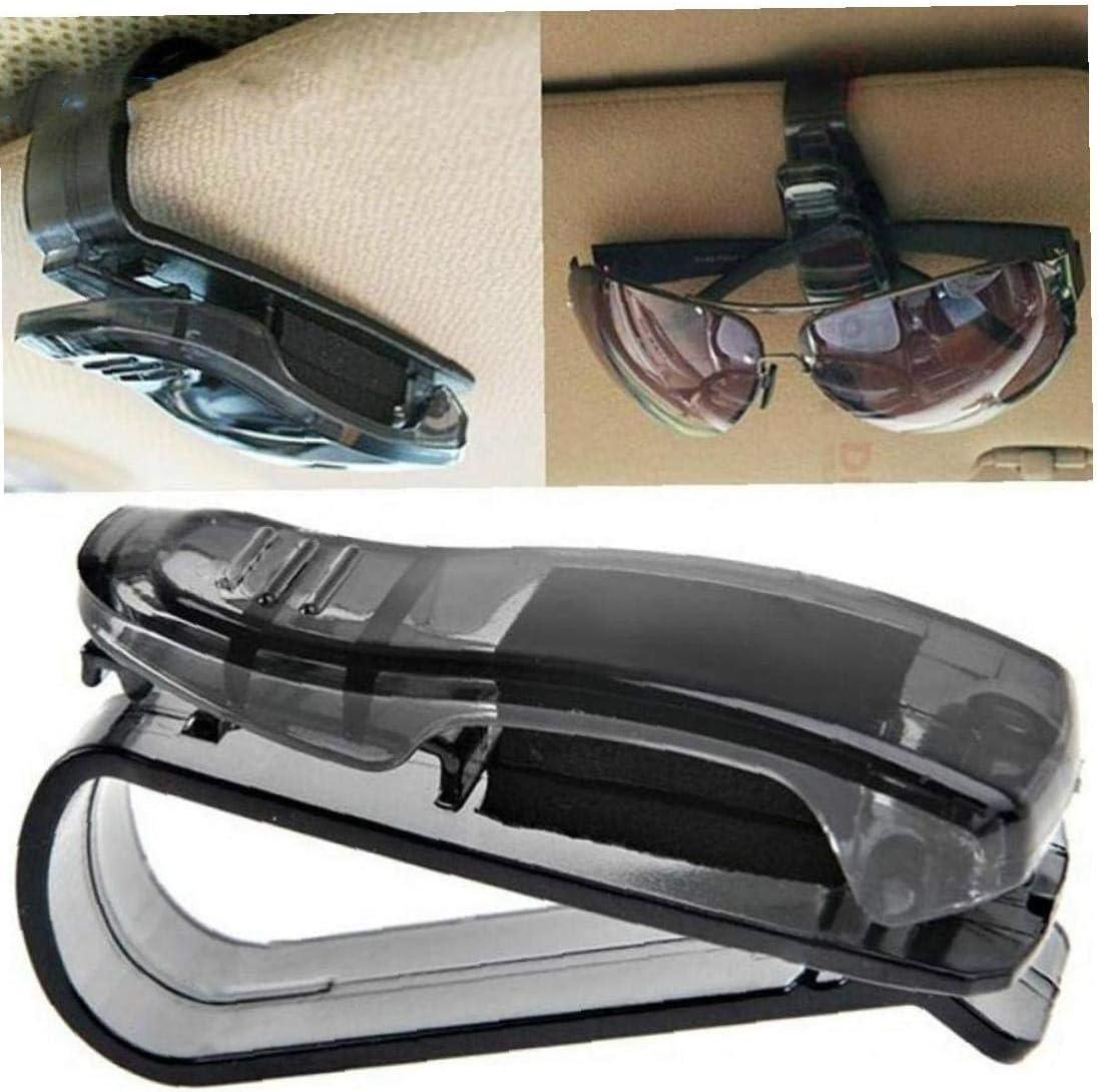 Aisoway Auto-Masken-Glas-Sonnenbrille Ticket Receipt-Karte Clip-Speicher-Halter