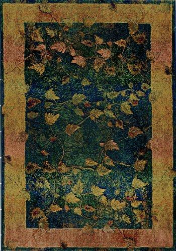 - Oriental Weavers Kharma 349B4 Area Rug, 5'3 x 7'6
