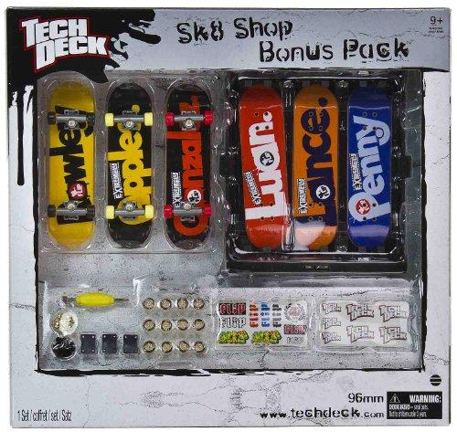 Tech Deck Skate Shop Bonus Pack Flip  RANDOM  - Buy Online in UAE ... 1396067fbf2