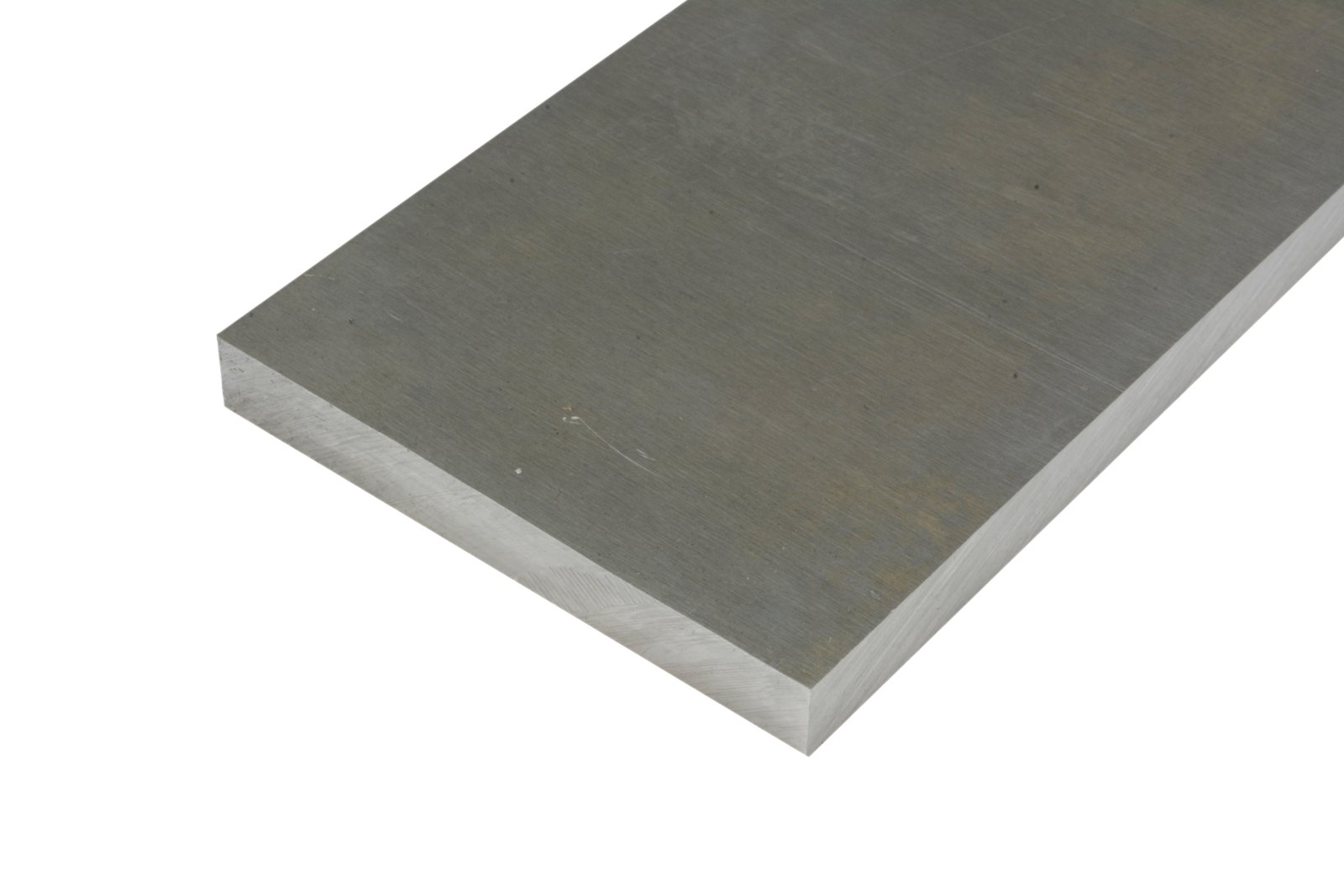 TEMCo 1/2 Inch 3''x24'' 6061 Aluminum Tooling Flat Sheet Plate Bar Mill Stock by Temco