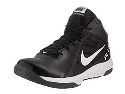 NIKE Men's The Air Overplay IX Wide Basketball Shoe