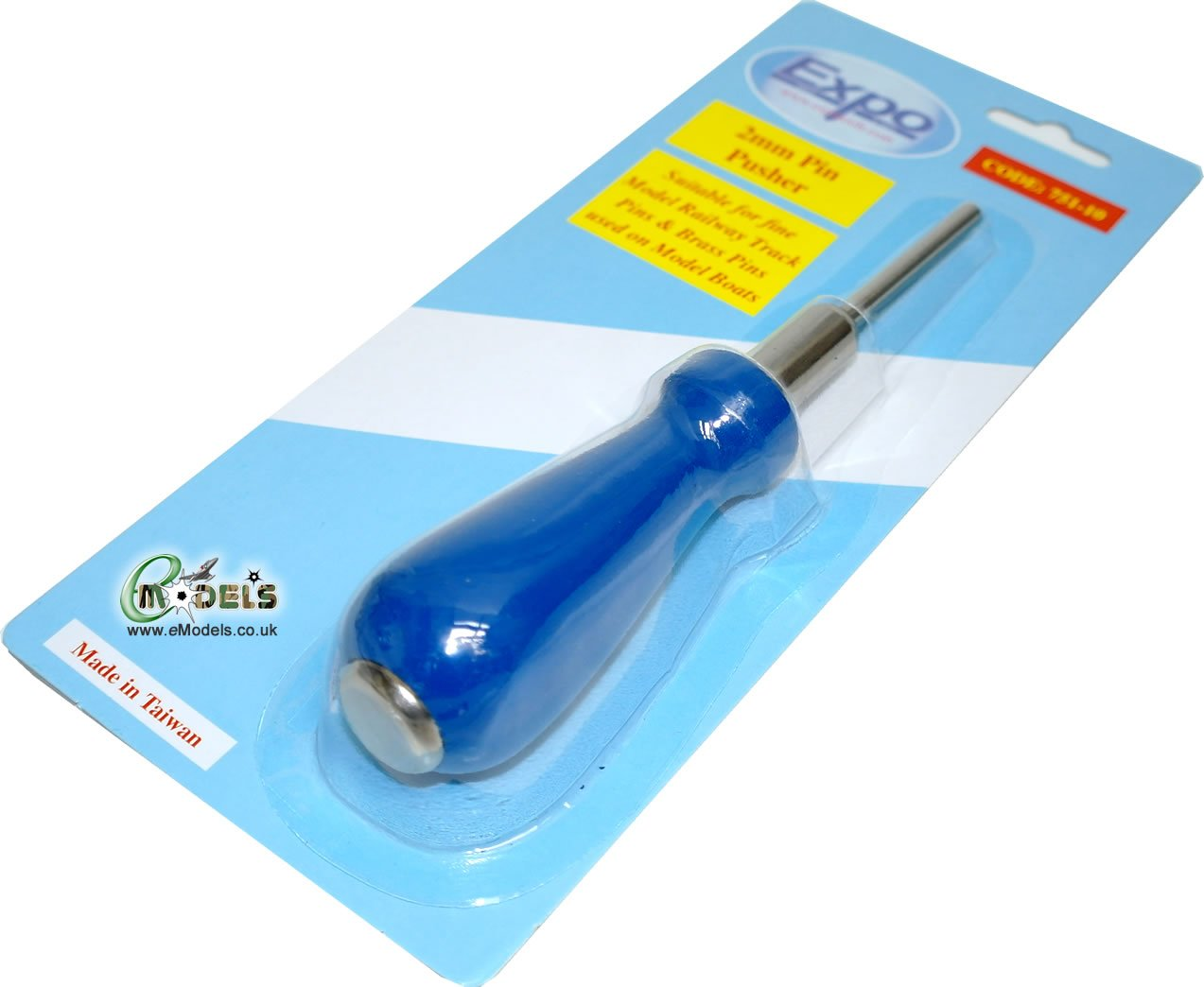 Draper pin setting tool