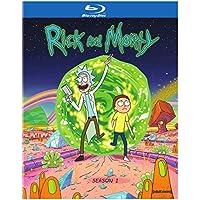 Rick & Morty: Season 1 Standard Edition Blu-ray Deals