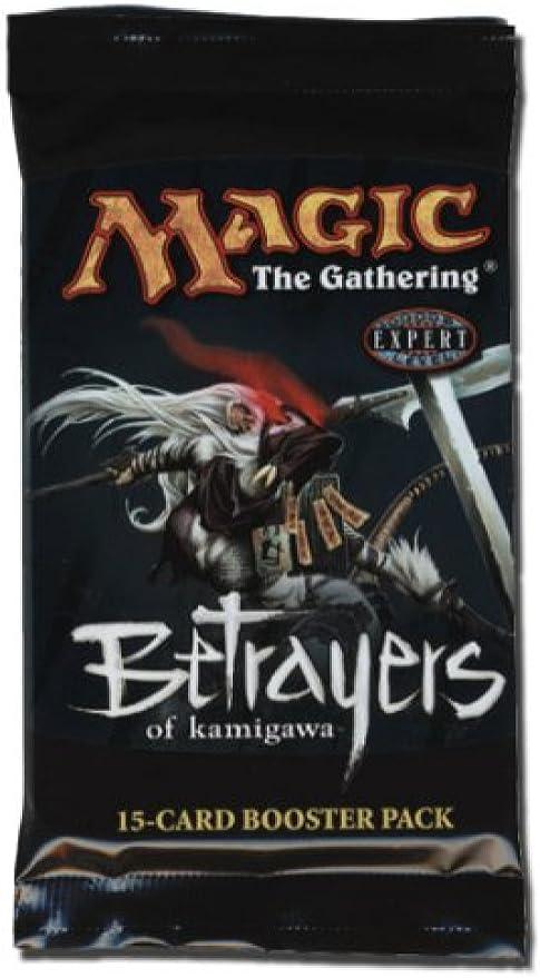 36 Boosters in 1 BOX MTG betrayers of kamigawa ENG MINT Sealed