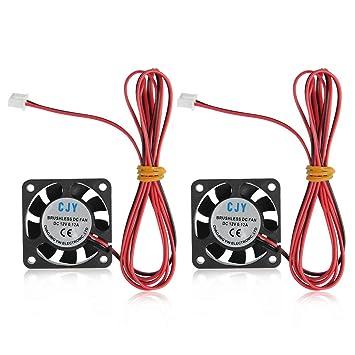 Amazon.com: YOTINO - Ventilador de refrigeración sin ...