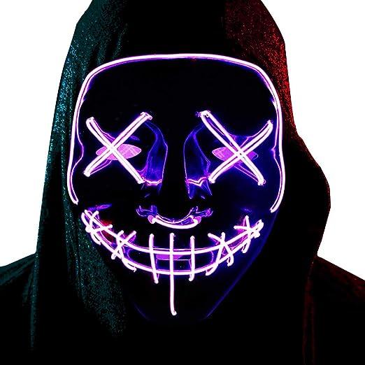 AARRM LED de Purga de la mascarilla, máscara LED con Tres ...