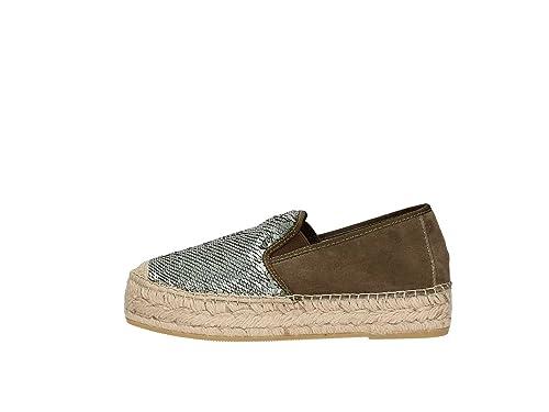 Vidorreta - Alpargatas para Mujer Verde Size: 38: Amazon.es: Zapatos y complementos