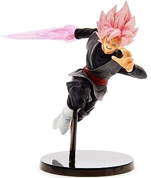 Banpresto Dragon Ball Z Goku Black Super Saiyan Rose Figure