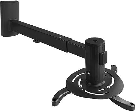 TooQ PJ4015WTN-B - Soporte inclinable y giratorio de pared para ...