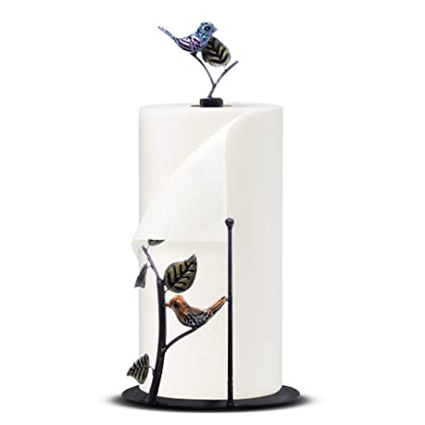 Amazoncom Bird Cute And Decorative Kitchen Paper Towel Holder