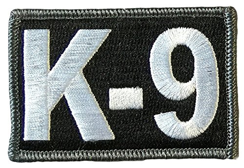 Unit Patch - K-9 Tactical Patch 2