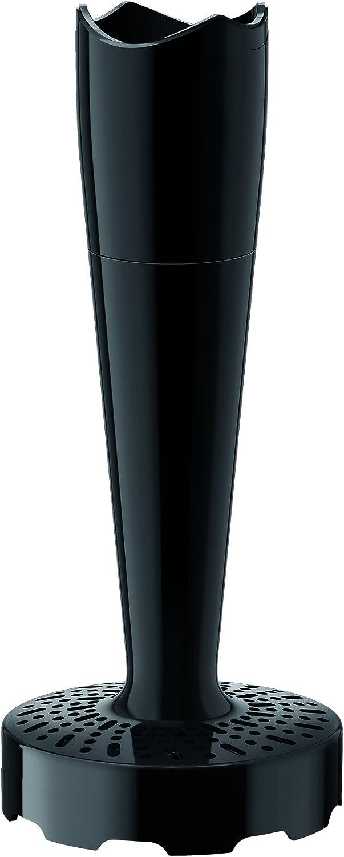 Braun Minipimer MQ50 Accesorio para trituradora, Pasapurés, diámetro de 20 cm, acero inoxidable, plástico, negro