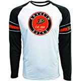 Men's Face-Off Circle Long Sleeve Tee