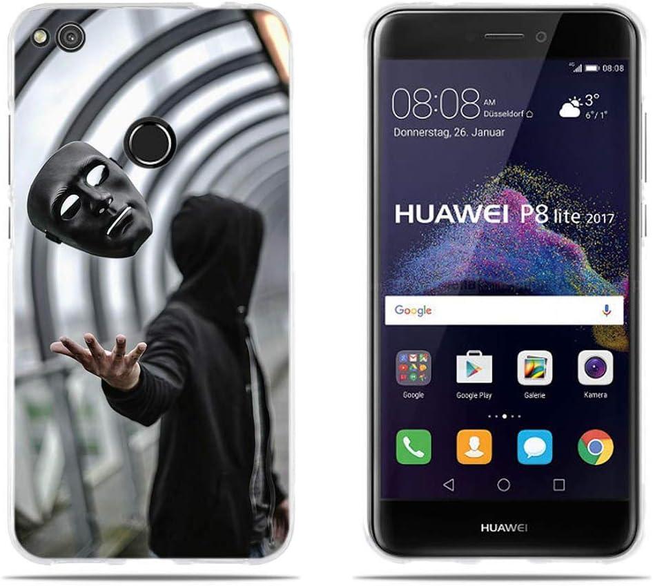 DIKAS para Huawei P8 Lite 2017/ Honor 8 Lite/ P9 Lite 2017 Funda ...