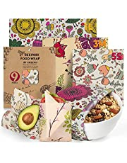 Reusable Beeswax Wraps Assorted Packs