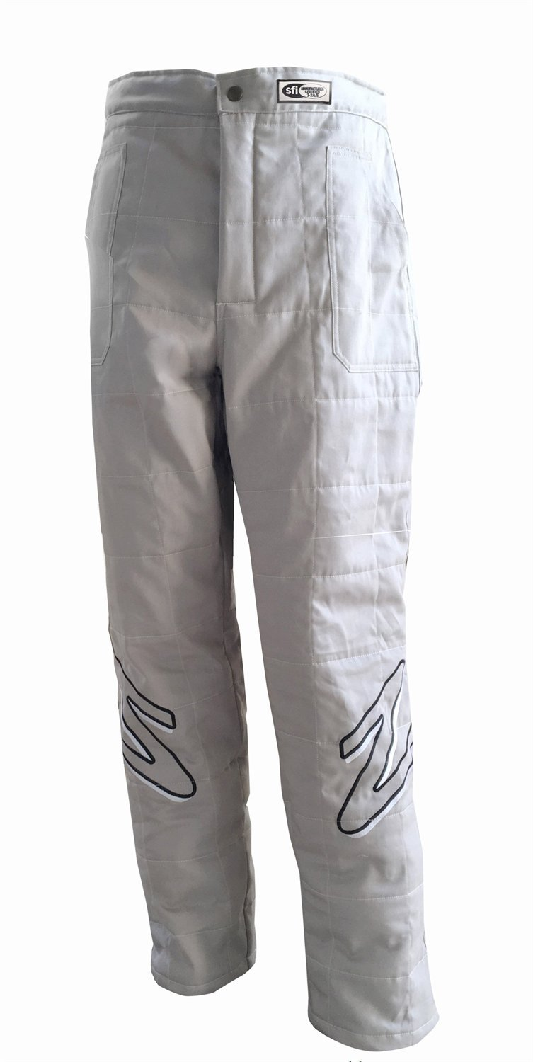 Zamp ZR-30 SFI 3.2A/5 Race Pant Grey Large