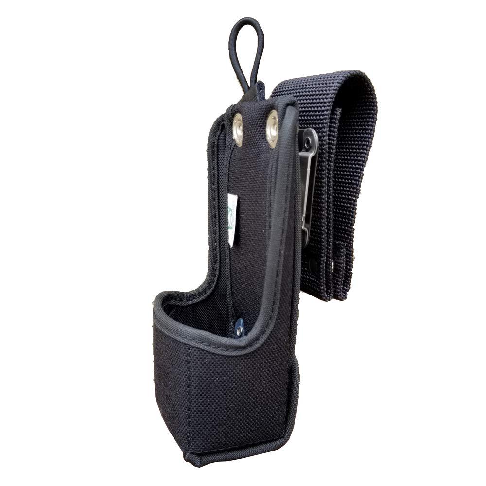 Case Guys MR8604-5AW Rigid Nylon Swivel Belt Loop Holster Case with Antenna Loop for Motorola APX 6000 8000 Two Way Radios