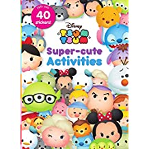 Disney Tsum Tsum Super-Cute Activities