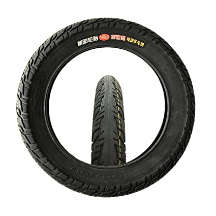 Amazon.com: Tire & Tubo interior 16
