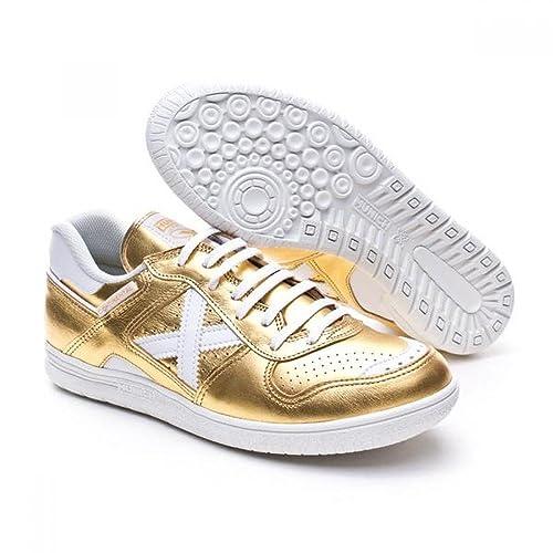 Continental Da Edition Munich Calcetto Scarpe Gold Oro Blanco PXZiuk