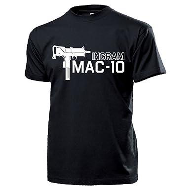 MAC-10 45 ACP 9 x 19 mm Burp Gun Machine Pistol USA America