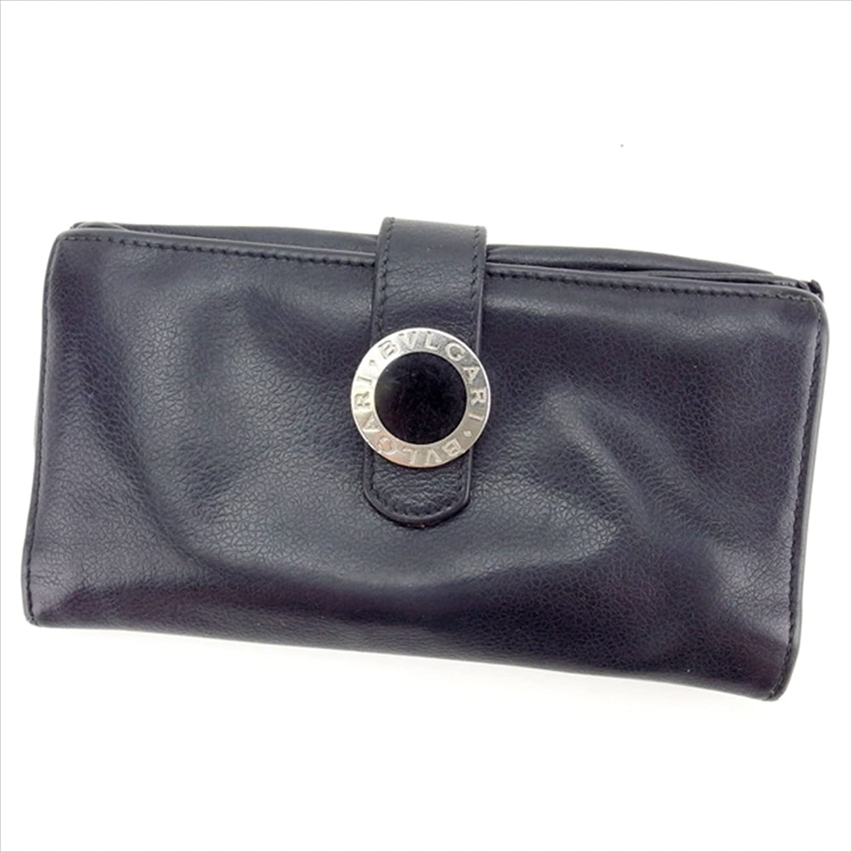 [ブルガリ] BVLGARI 長財布 ファスナー付き長財布 男女兼用 [ブルガリ] [ブルガリ] 中古 Y4982 B0772S7BR8