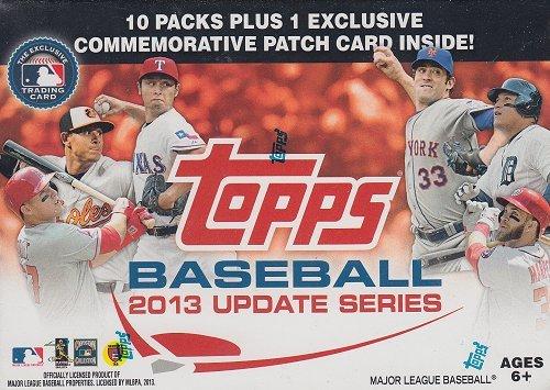 Topps MLB 2013 Topps Baseball Update Series Blaster Box