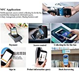 12pcs NFC NTAG216 Stickers/Tag/Adhesive Label