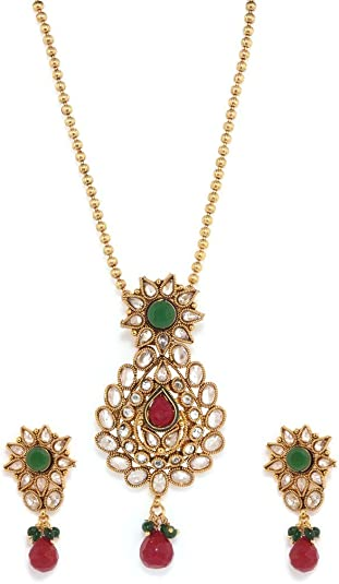 Amazon Com Bindhani Women S Indian Jewelry Wedding Party Wear