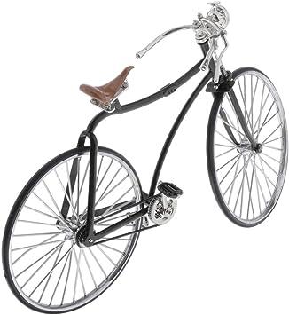 SM SunniMix 1:10 Mini Modelo de Bicicleta de Aleación ...