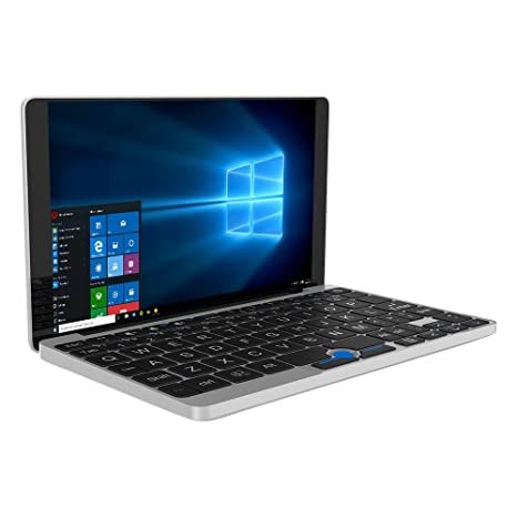 KKmoon bolsillo GPD 7 pulgadas Mini ordenador portátil Tablet Windows 10 Intel z8750 8 GB/