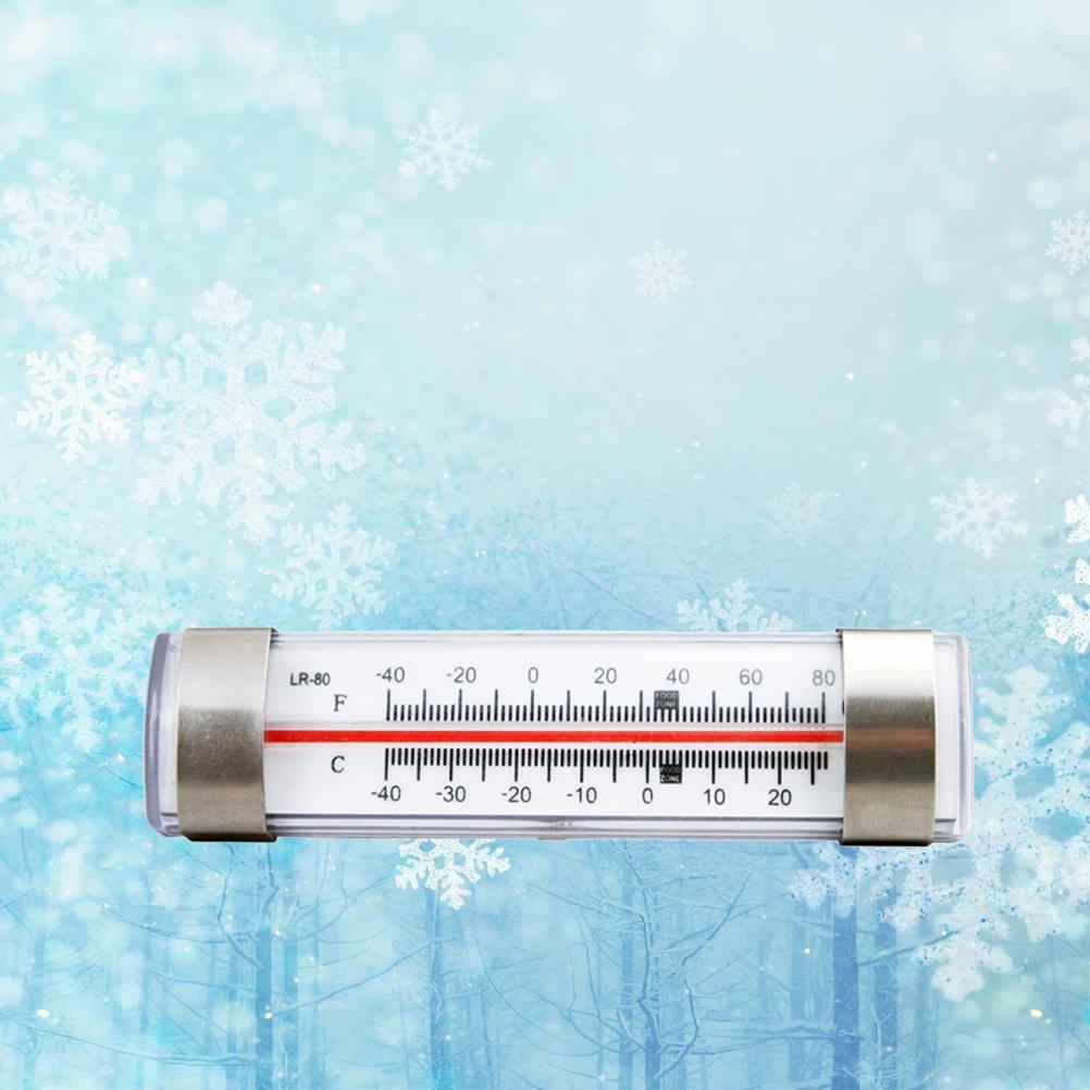 OUNONA Term/ómetro de uso frigor/ífico Term/ómetro de uso profesional NSF