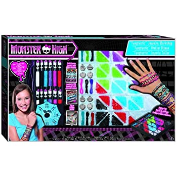 Fashion angels monster high fangtastic jewelry for American girl ultimate crafting super set