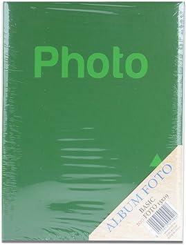Walther Design Amazing Memories /álbum Verde 200 Fotos 13x18 cm