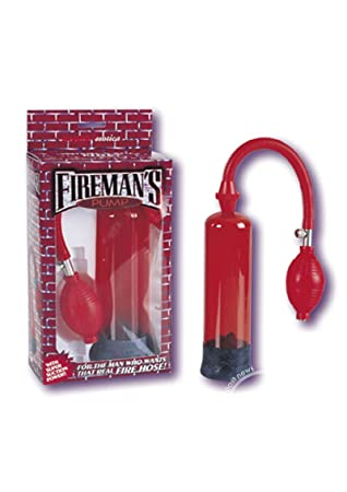 fireman penis pump