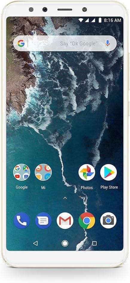 Xiaomi Mi A2 (128GB + 6GB RAM) 5.99