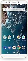 Smartphone Xiaomi Mi A2 dual Android 8.1 Tela 5.99 64GB 4GB RAM Snapdragon 660 Camera dupla 12+20MP - Dourado
