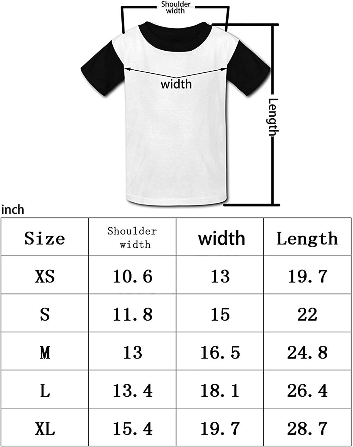 NJLLOS Bikes for Black Kid//Youth T-Shirts 3D Casual Short Sleeve O-Neck Tees