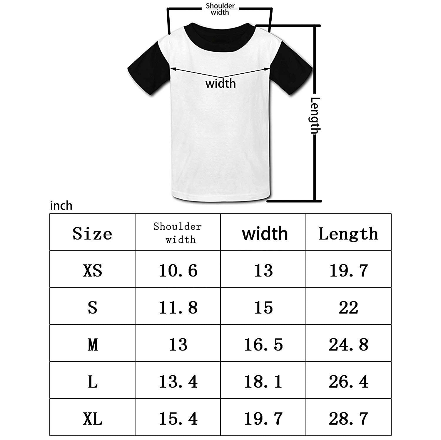NJLLOS P-Aw Pat-Rol Kid//Youth T-Shirts 3D Casual Short Sleeve O-Neck Tees