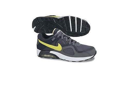 scarpe uomo nike max giallo e nero