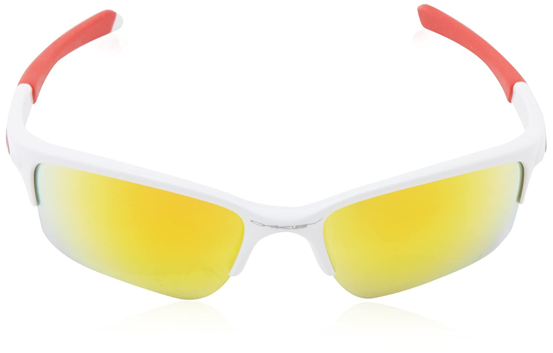 cheap youth oakley sunglasses 4v5b  Amazoncom: Oakley Mens Sunglasses Black Matte/Green Plastic