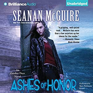 Ashes of Honor Audiobook