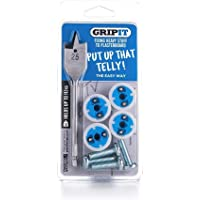 Grip-It TV Bracket Plasterboard Fixing Kit