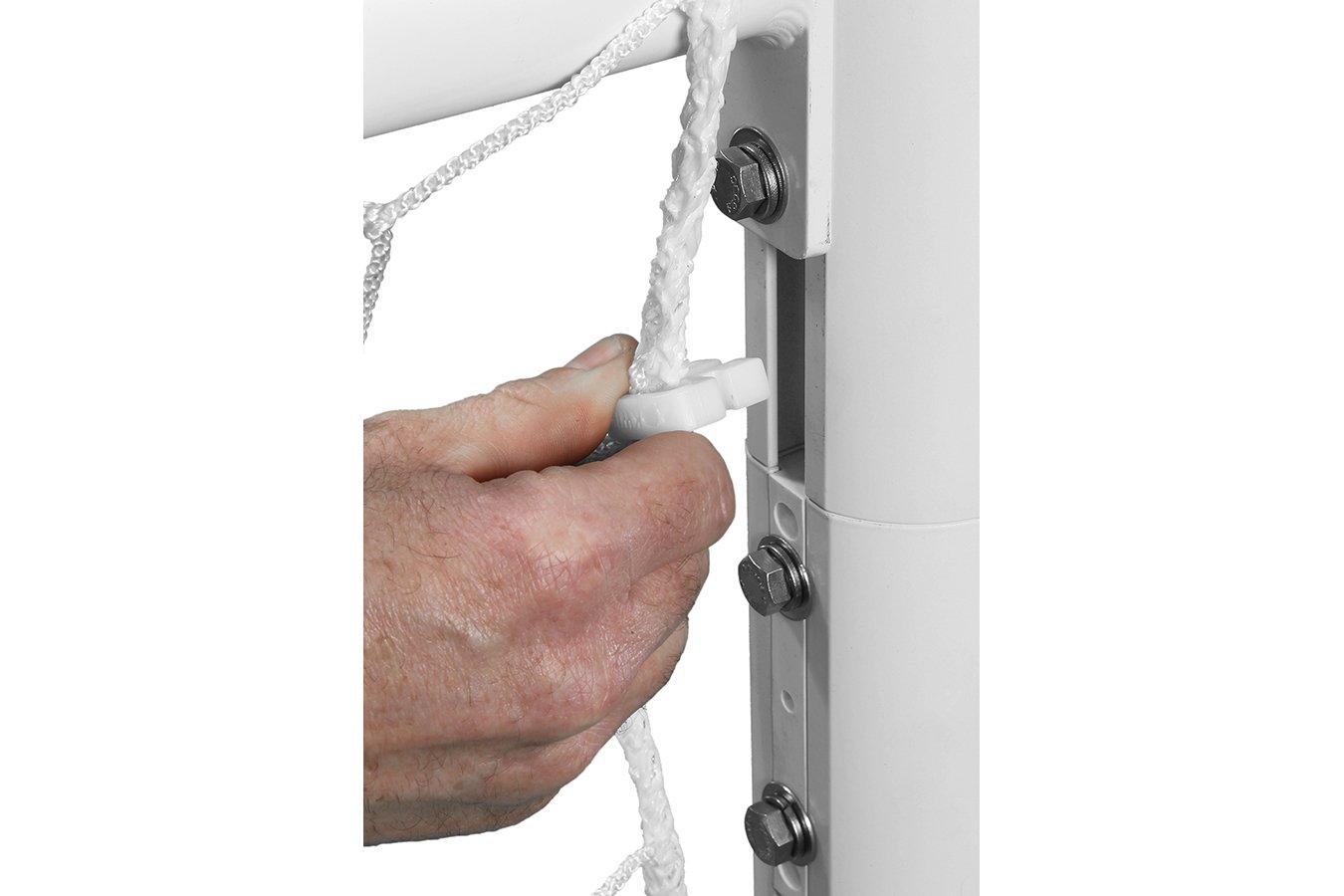 19f1a71a9 Pack of 100 Kwik Goal Kwik Lock Net Clips Black 10B3106