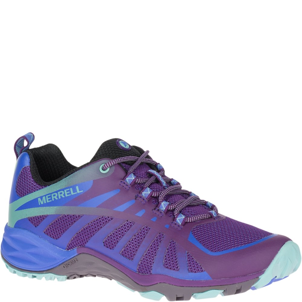 Merrell Women's Siren Edge Q2 Sneaker B07B9X1Y5V 11 M US|Purple Jewel