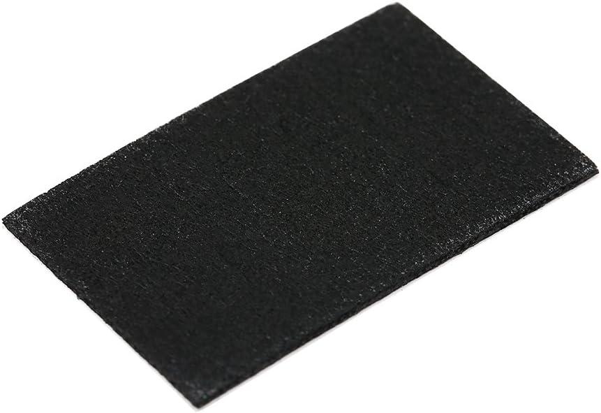 OKBY Arrow Rest Sticker Juego de Adhesivos Antideslizantes duraderos Accesorio de Caza de Arco Compuesto para HDX Drop Away Arrow Rest