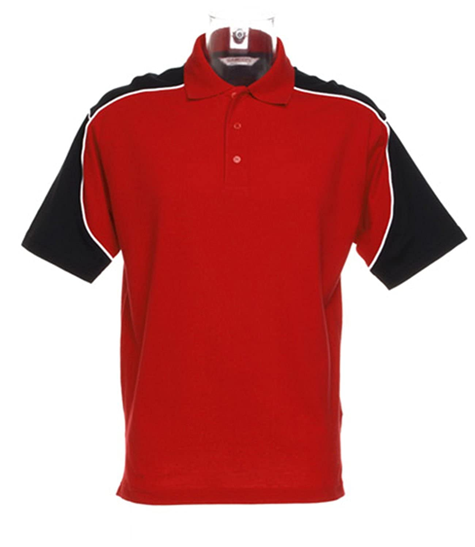 Gamegear Herren Monaco Formula Racing Polo Shirt