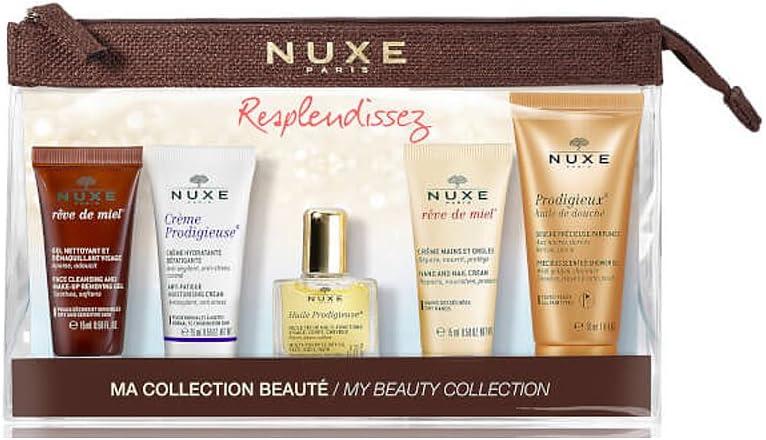 Nuxe Ma collection beauté neceser de viaje, Edición de invierno: Amazon.es: Belleza