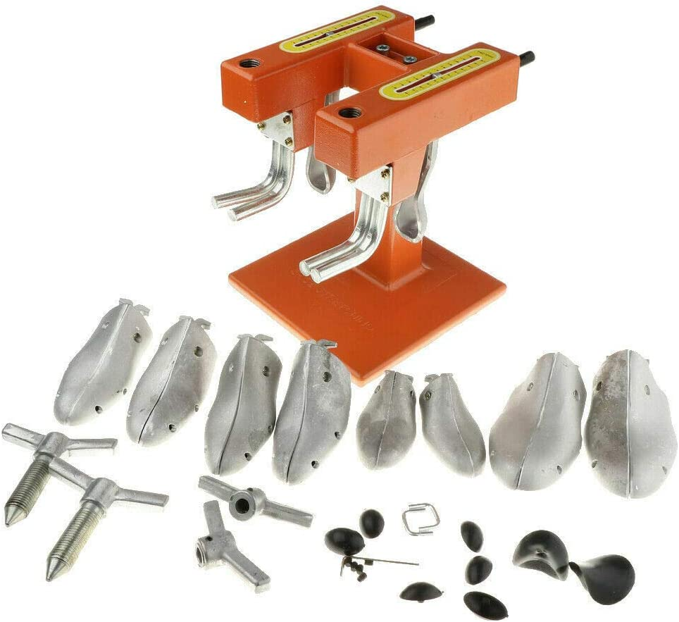 Shoe Stretcher Machine with Two Heads