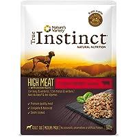 True Instinct High Meat Wet Adult Medium Maxi - Nature's Variety - Paté con Buey Y Verduras para Perros Medium Y Maxi…
